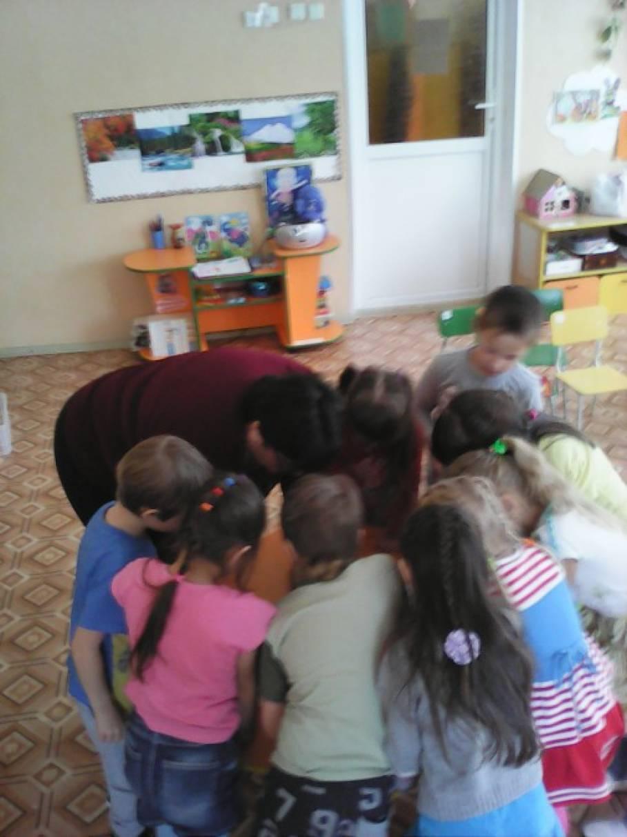 Коллаж осень с детьми