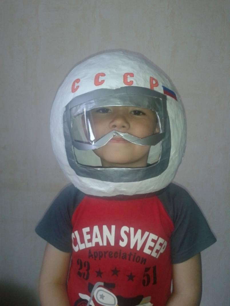 Как сделать шлем для ребенка 497