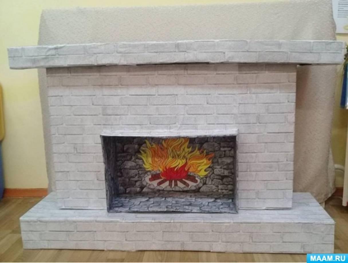 Как мы украсили нашу группу в детском саду «Зимняя сказка»