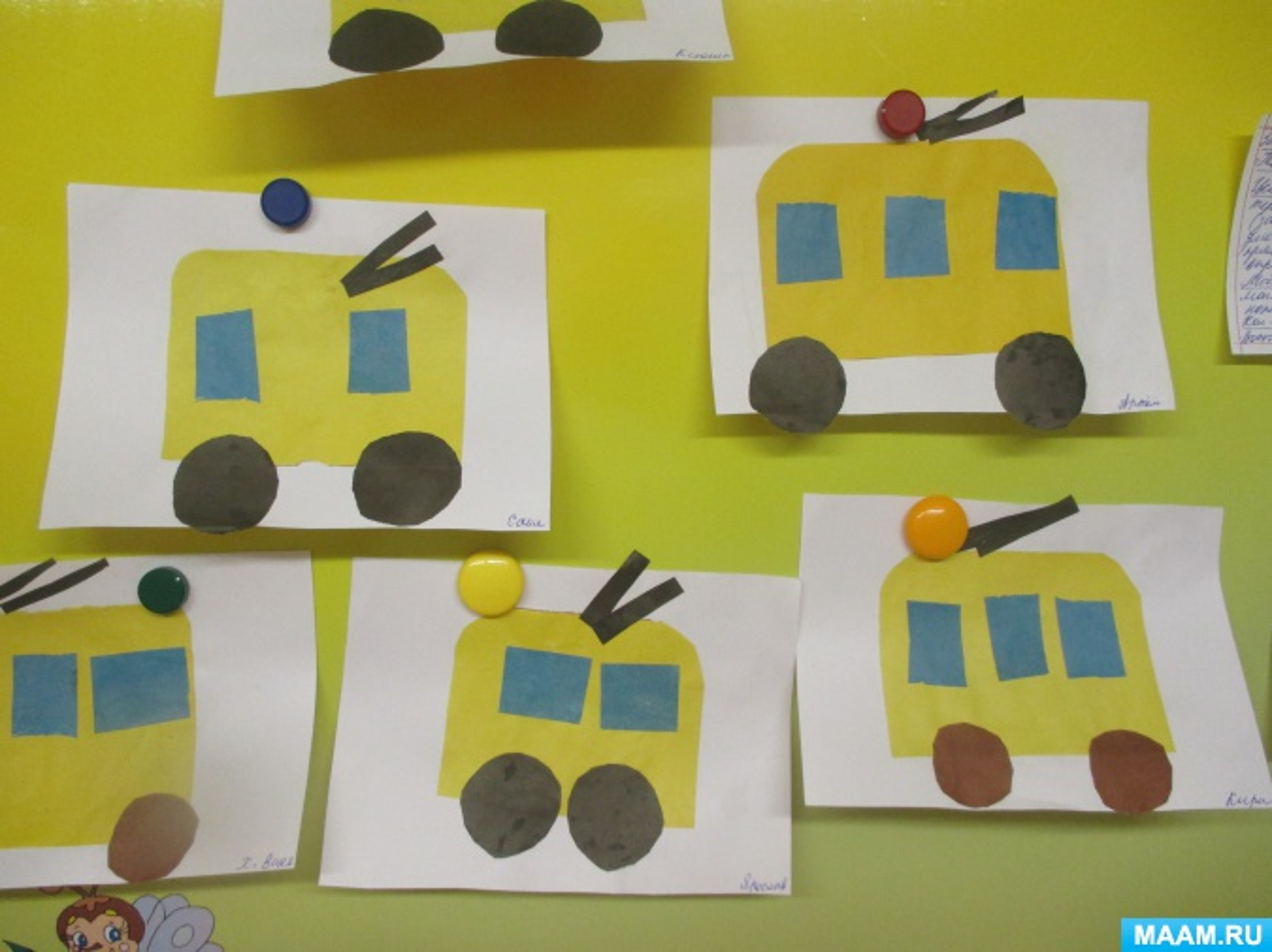 Классификация транспорта в младшей группе дс конспекты занятий