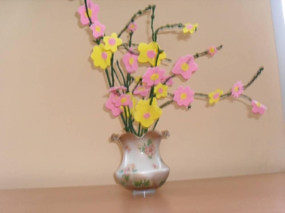 Оформление цветов букетов своими руками
