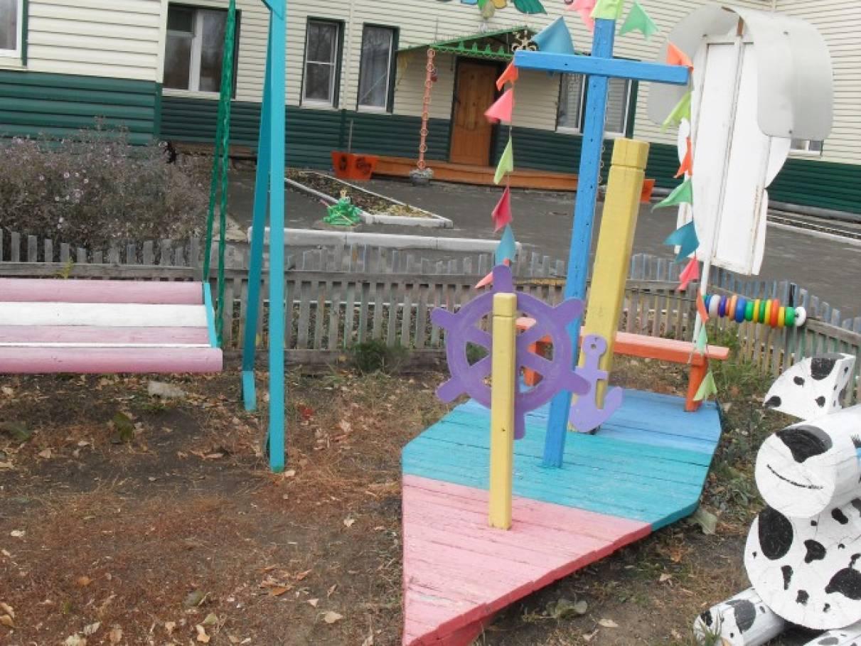 Детские постройки на участке своими руками 25