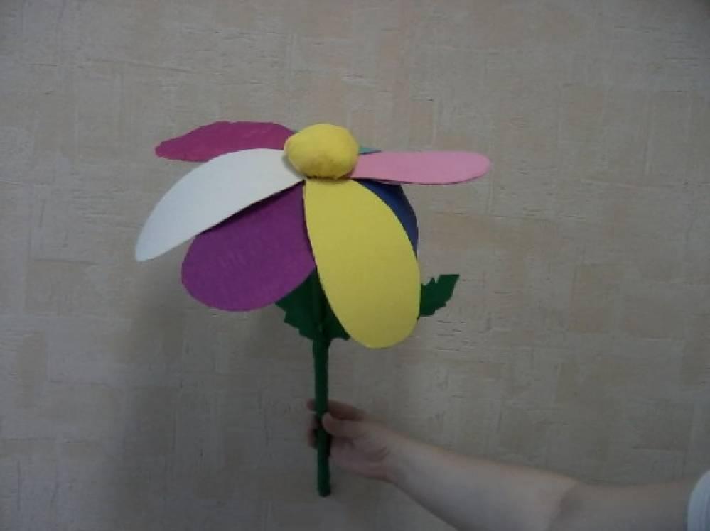 Как и из чего сделать цветик семицветик 71