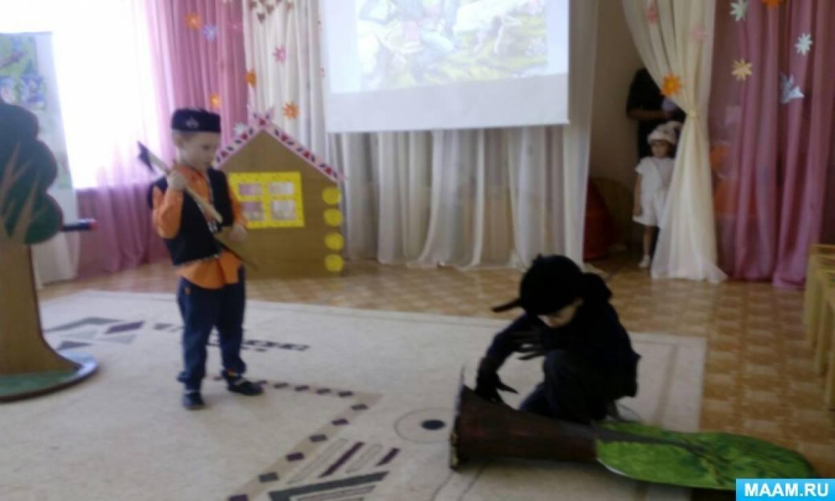 Фотоотчет о праздновании дня рождения Габдуллы Тукая