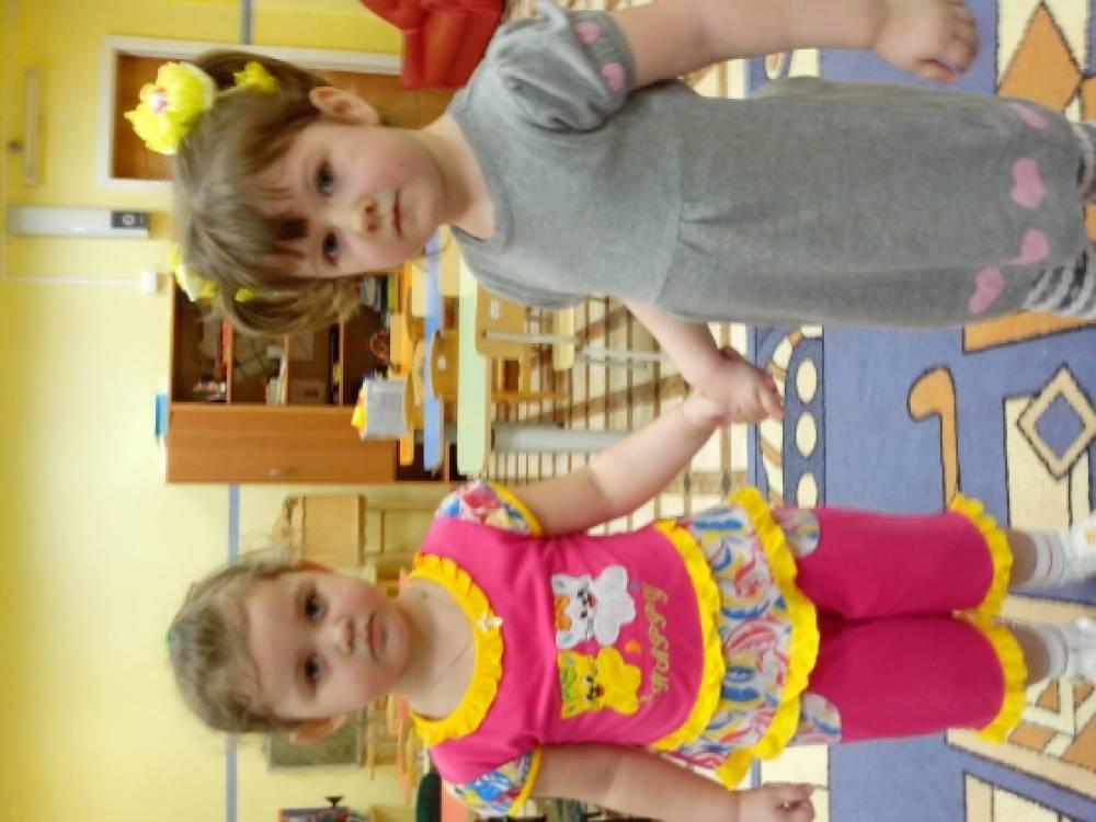 Наши милые дети из «Сказки»