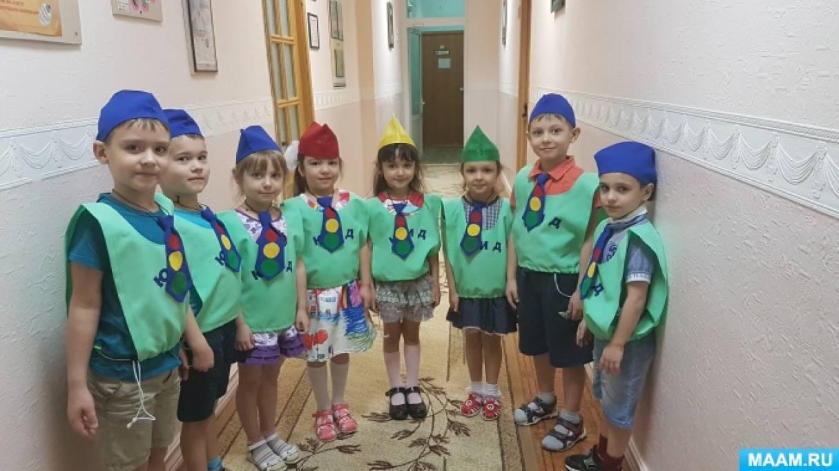 План мероприятий в рамках акции «Внимание, дети!» с 22 мая по 1 июня 2018 года