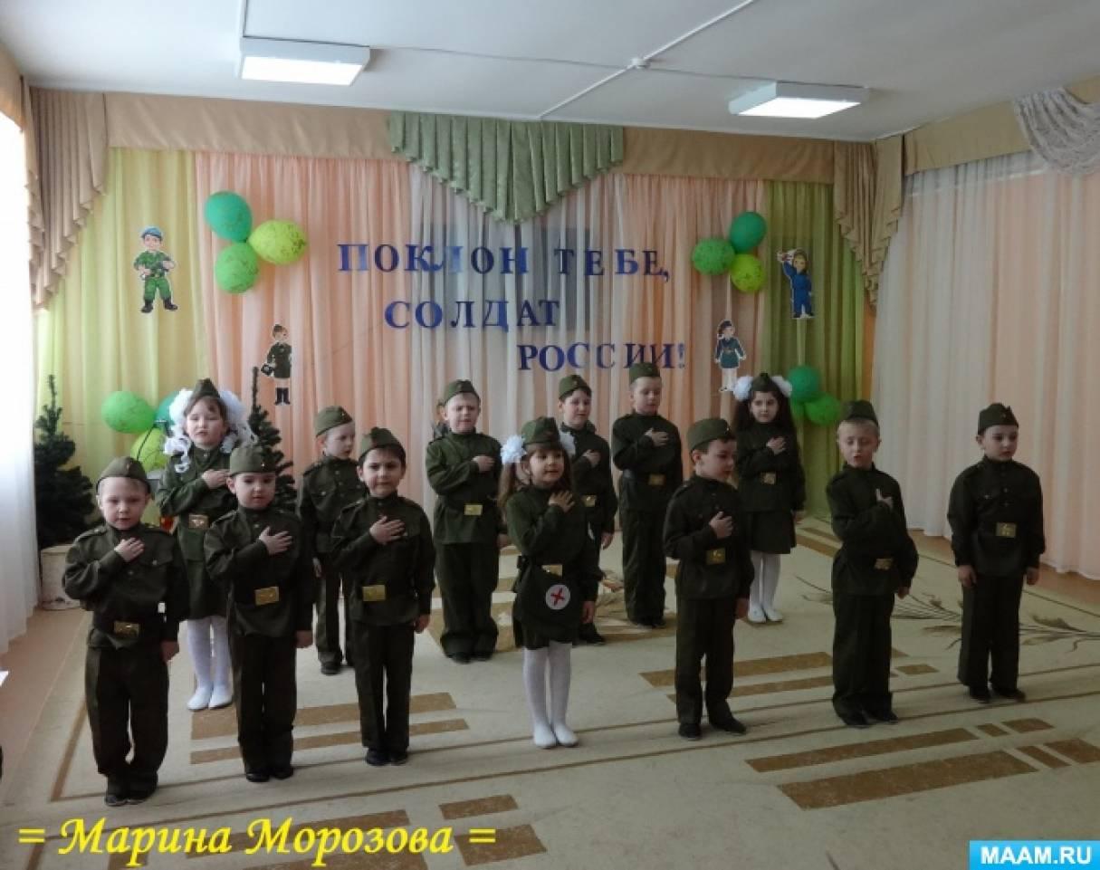 Фотоотчёт о фестивале военно-патриотической песни «Поклон тебе, солдат России!»