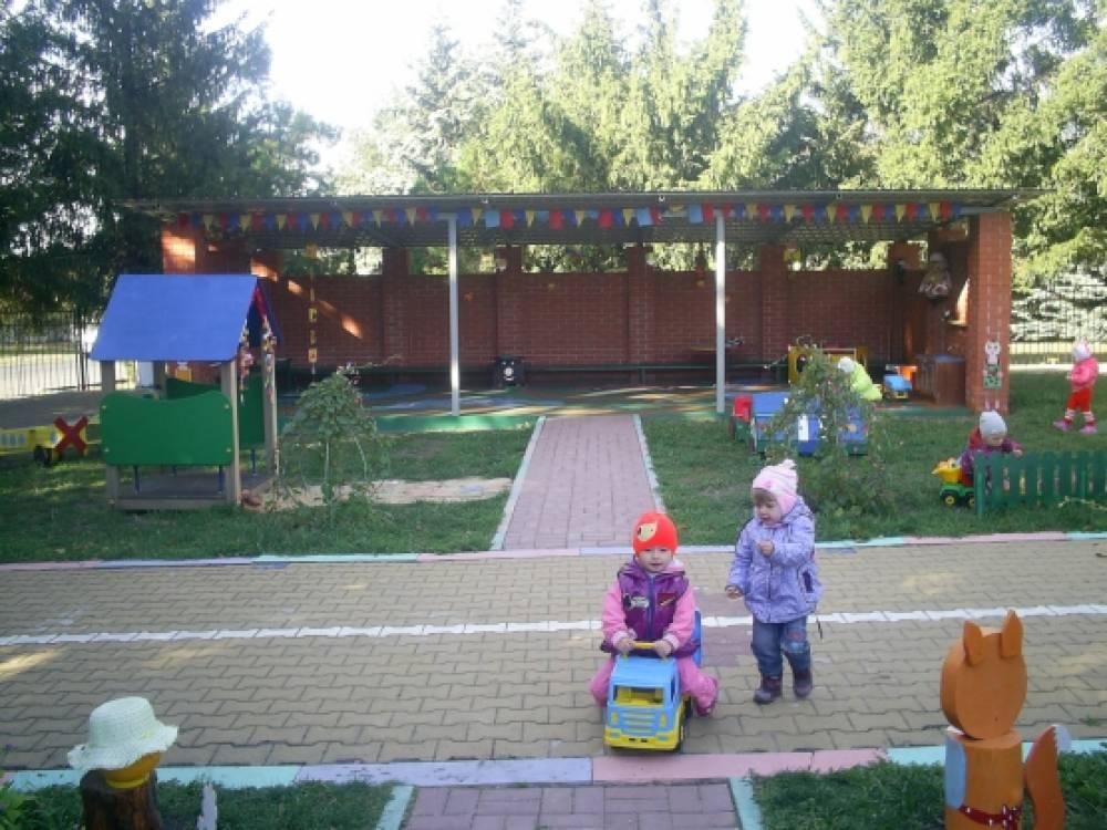 Проект по благоустройству детской площадки группы раннего возраста «Капельки»