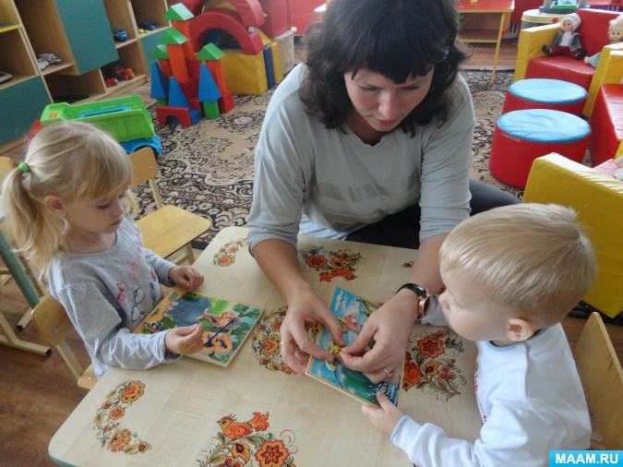 Пальчиковые игры как способ развития речи детей младшего дошкольного возраста