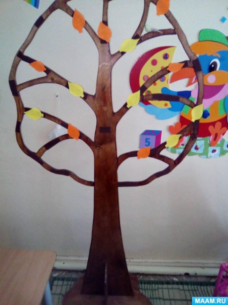Дидактическое пособие «Чудо-дерево»