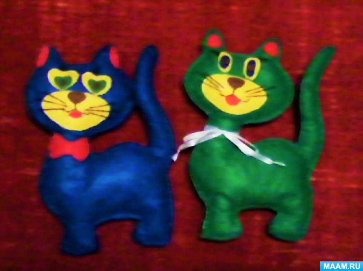 Детская игрушка «Котёнок»