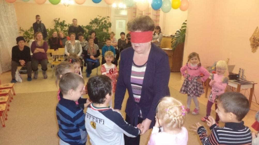 291Сценарий день матери в детском саду разновозрастная группа
