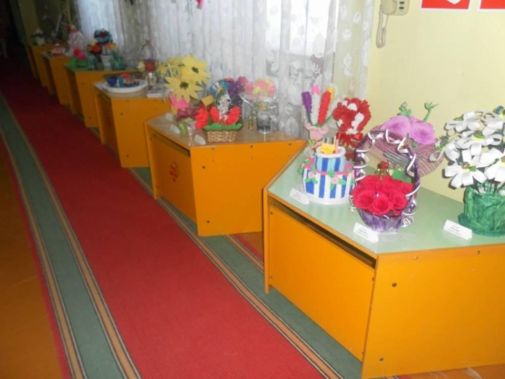 Поделка с днем рождения детский сад своими руками