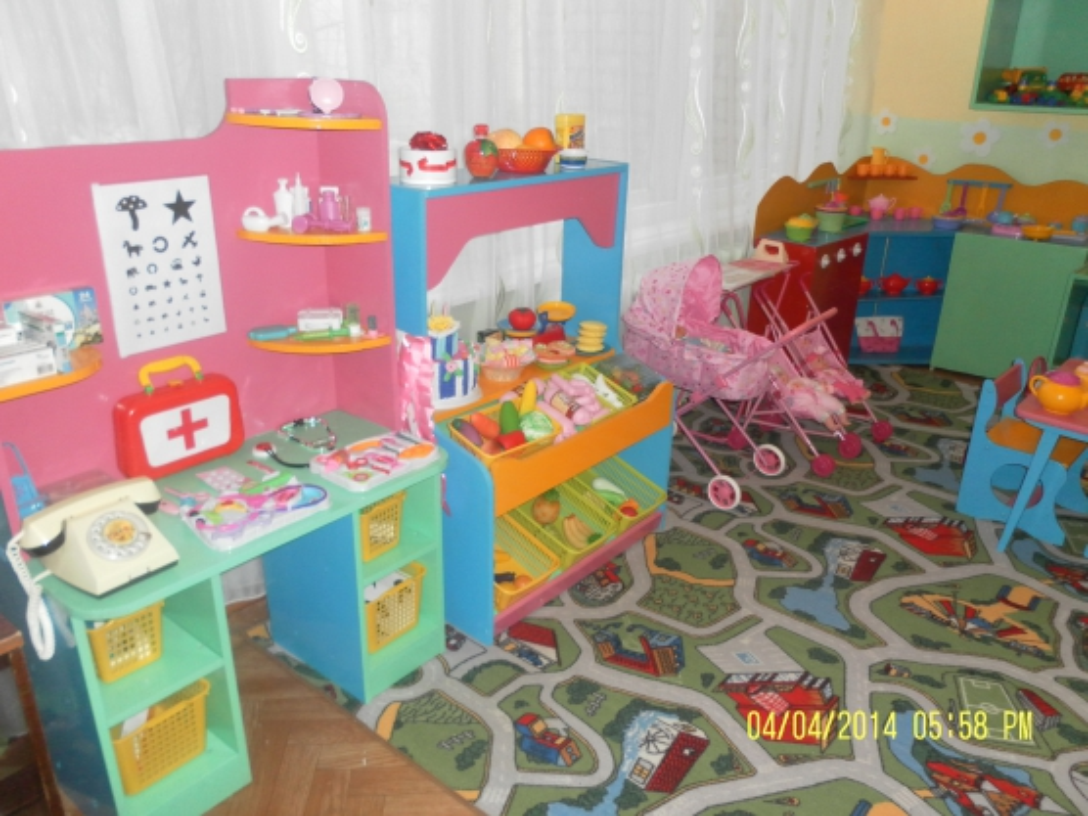Больницы детские своими руками
