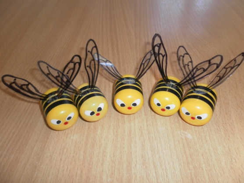 Как сделать пчела своими руками