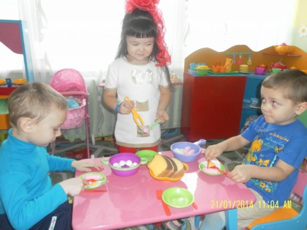 Реферат сюжетно-ролевая игра в развитии ребенка бесплатно рагнарёк ролевая игра