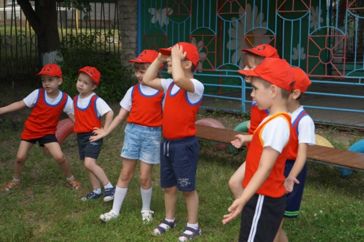 Сценарий для детского спортивного праздника