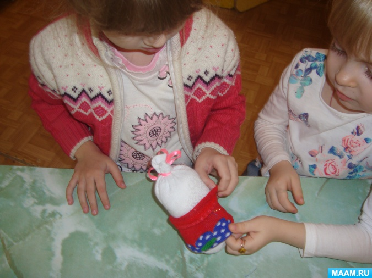 Поделки с детьми по художественному творчеству 4