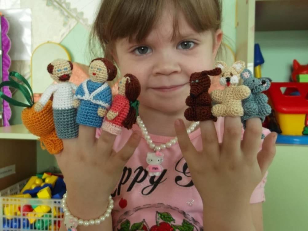 Игрушка своими руками детский сад ребенок 412