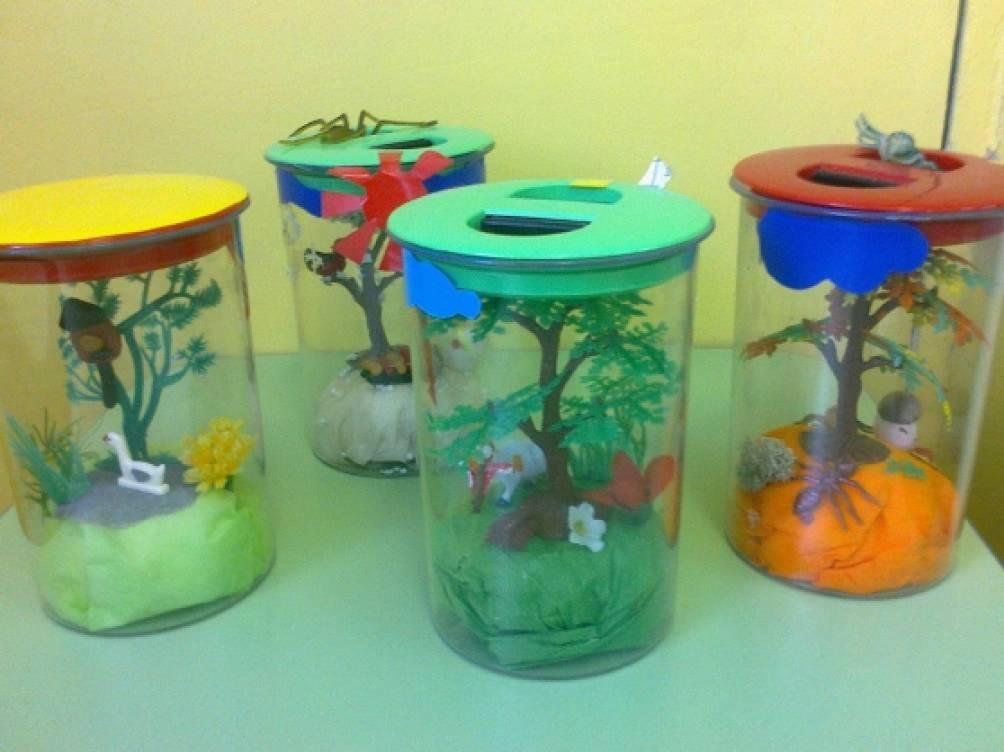 Модели по экологии своими руками для дошкольников