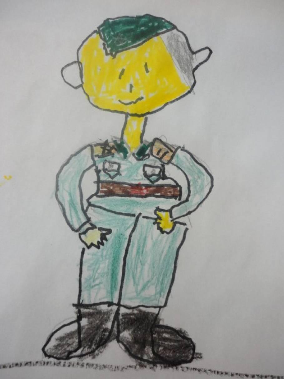Фотоотчет «Папа может» — конкурсы в детском саду