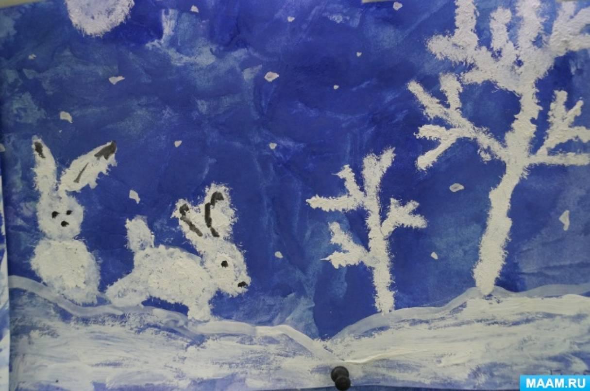содержания картинки зима в подгот группе въезде тамбов можно