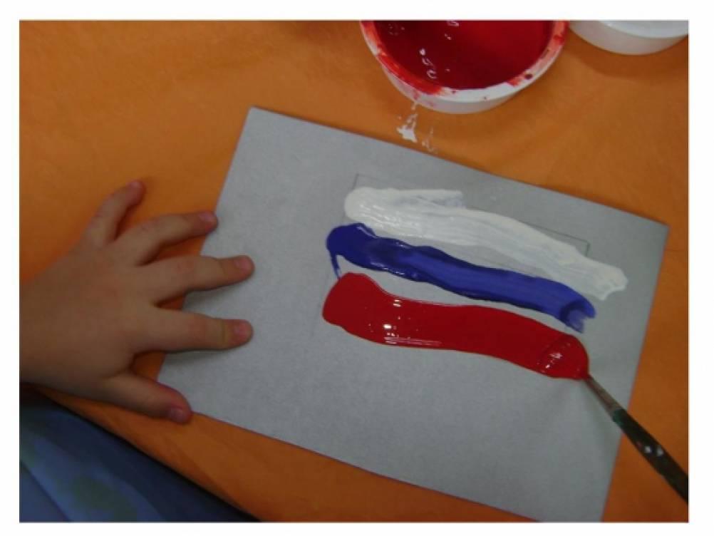 с какого возраста целесообразно знакомить детей символикой страны