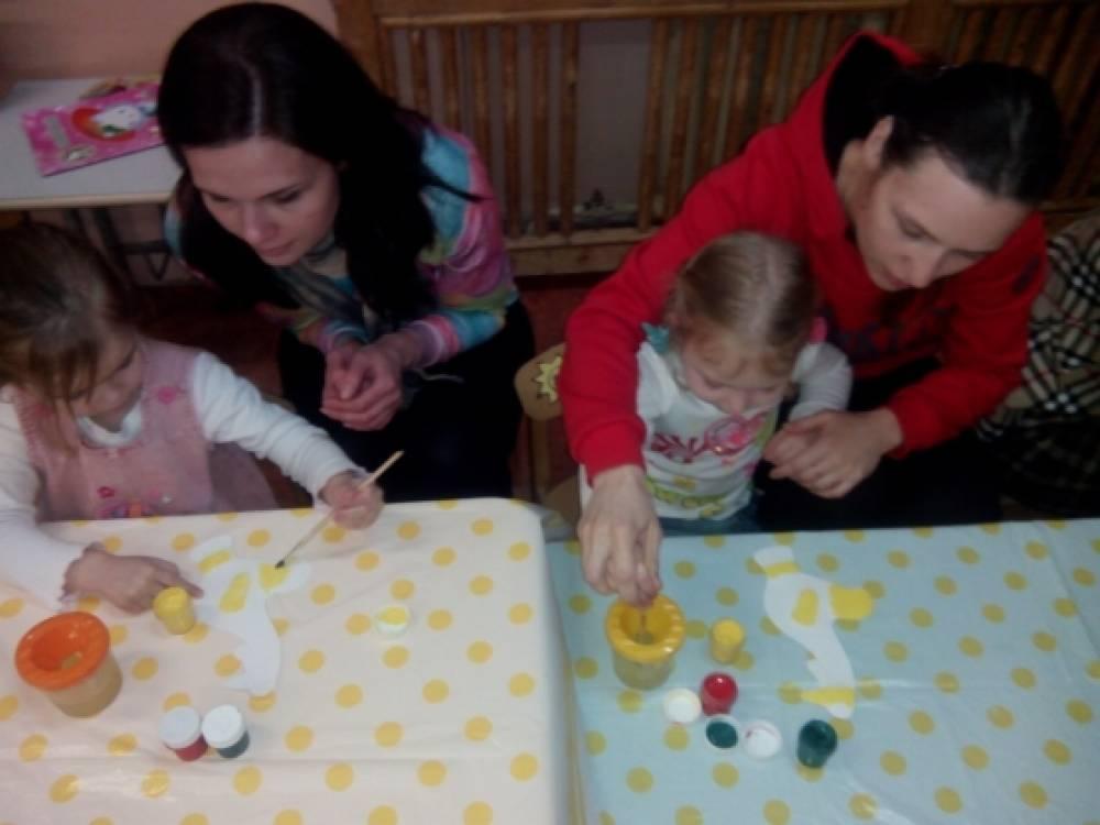 Филимоновская игрушка. Совместная деятельность педагога с детьми и родителями