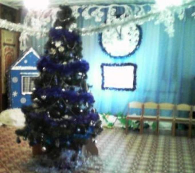 Новогоднее приключение в детском саду