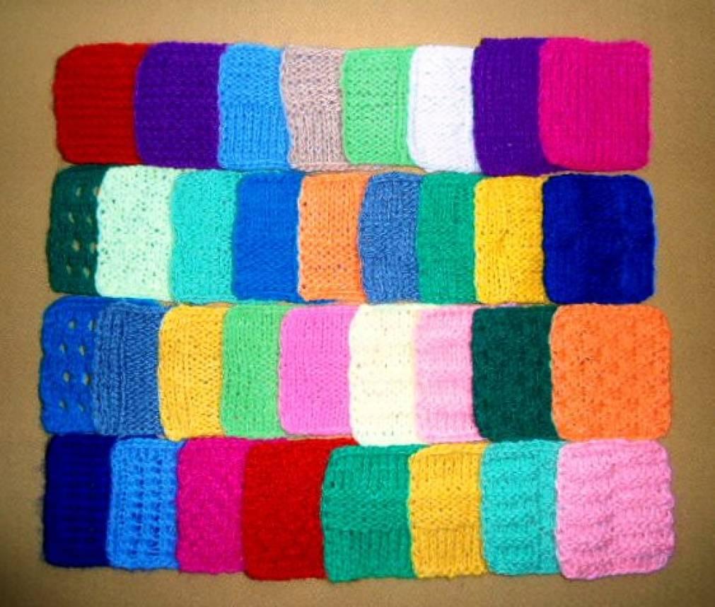 Араны спицами, схемы вязания и описание, Узоры для вязания