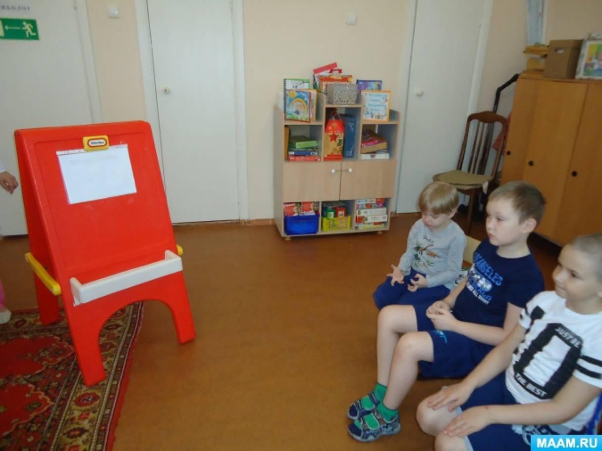 Конспект занятия по опытно-экспериментальной деятельности детей 5–7 лет с ОВЗ «Поможем Лунтику сделать мыльные пузыри»