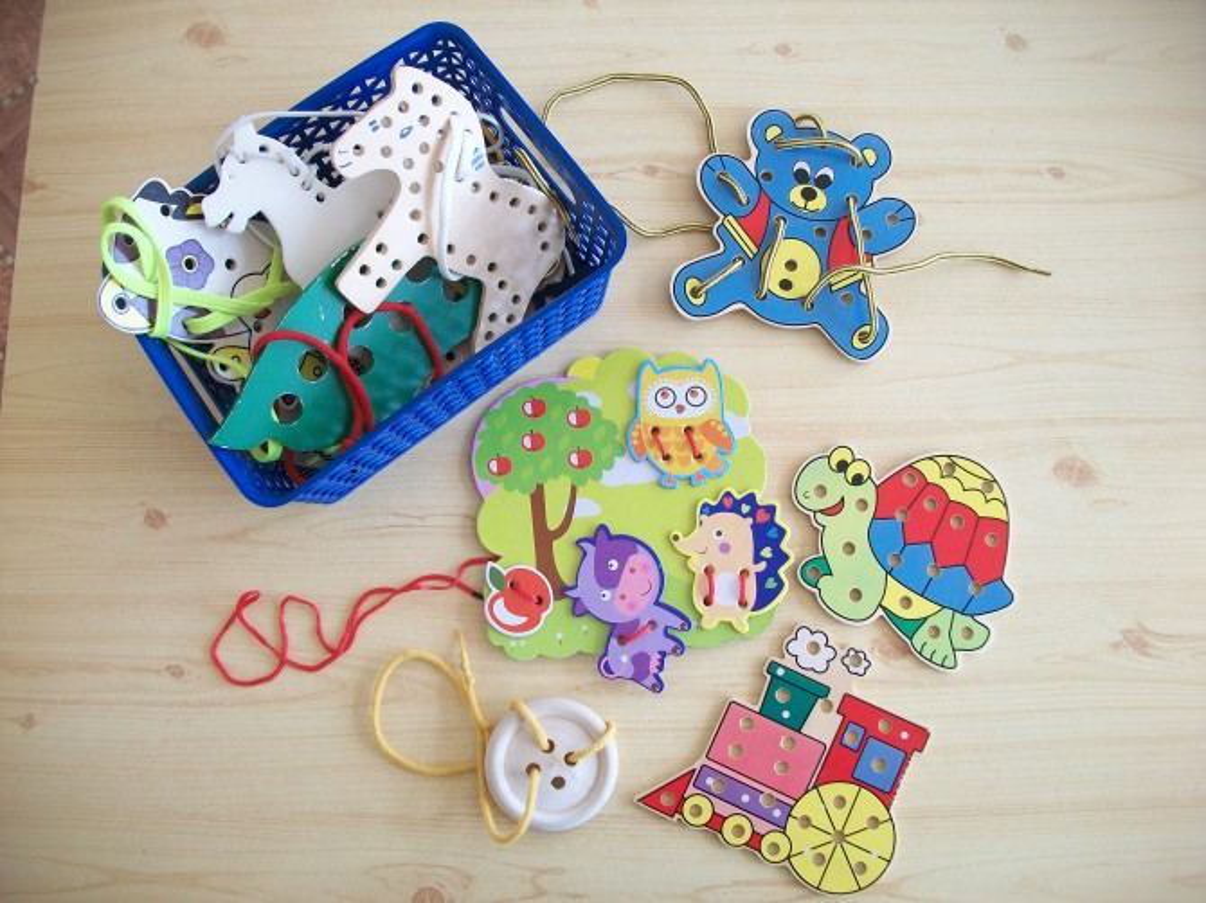 Игрушки своими руками для дошкольников 518