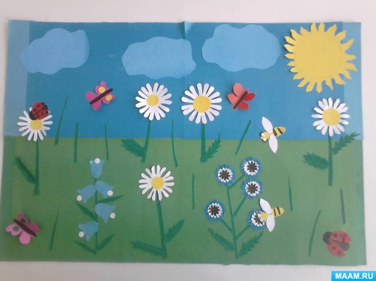 «Солнце, солнышко. Поделки и рисунки на «солнечную» тему