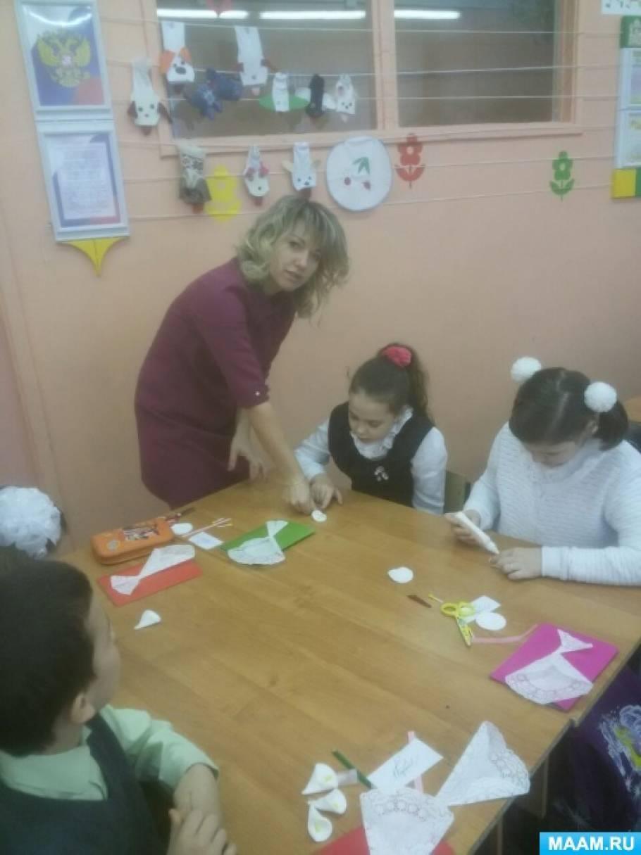 Развитие творческих способностей детей дошкольного возраста на аппликации