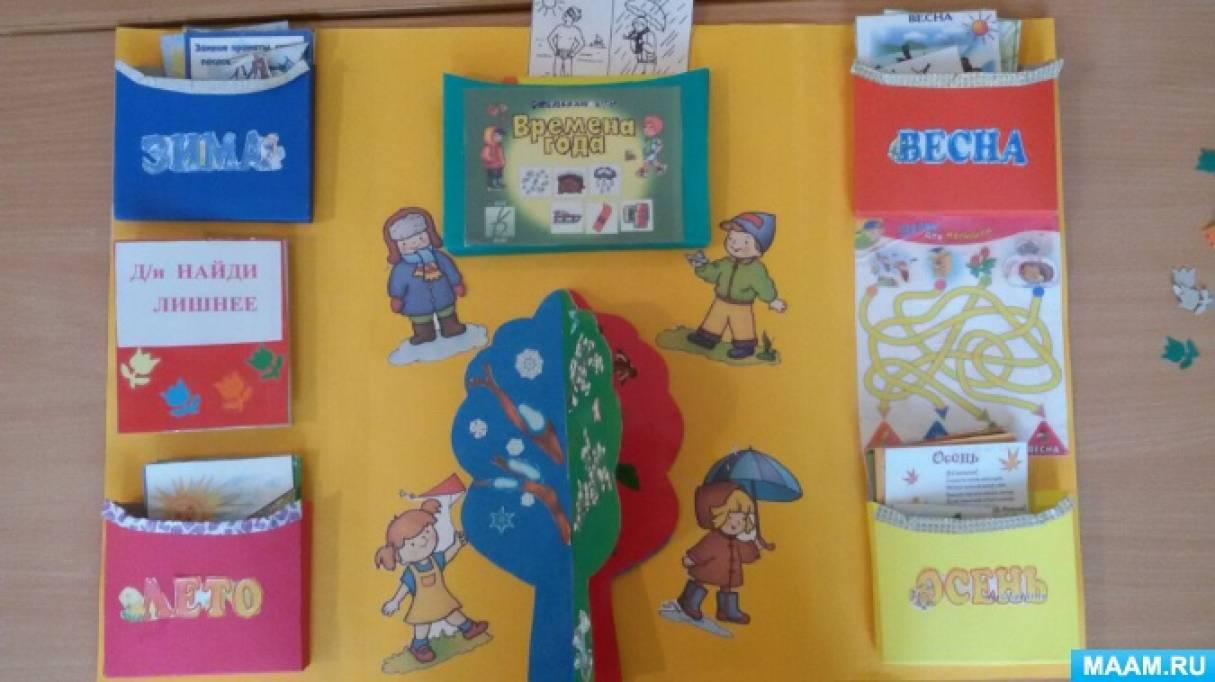 Лэпбук в детском саду своими руками по развитию 93