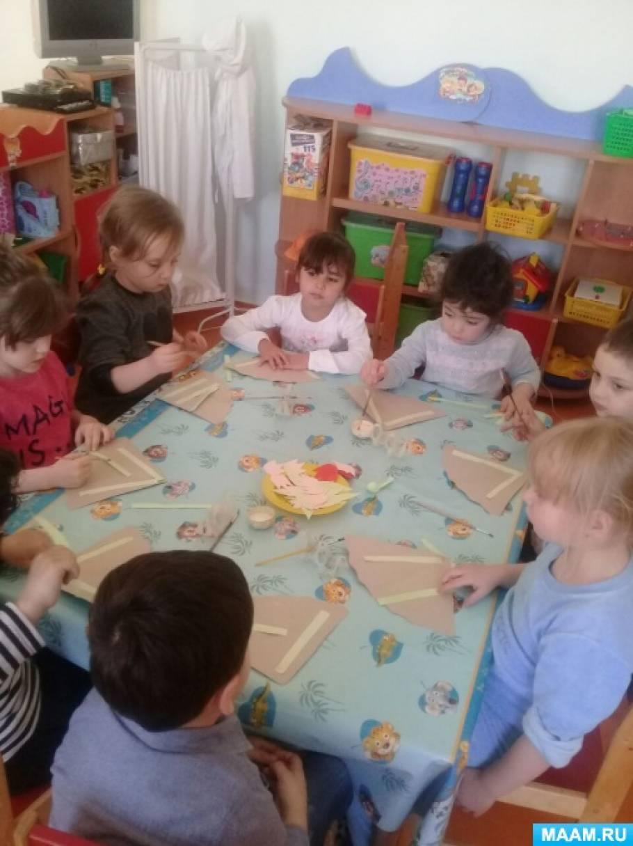 Игровое занятие Овощи для детей 2го года жизни