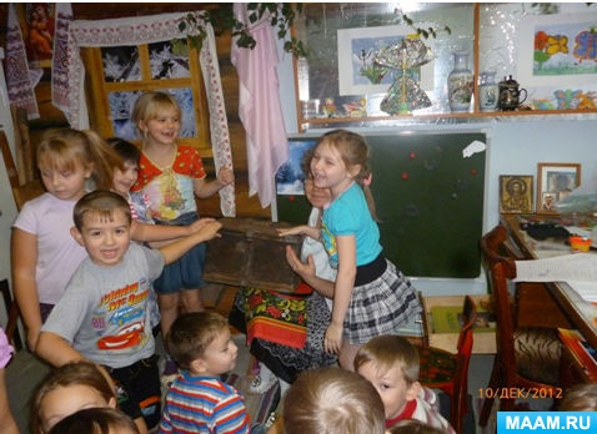 знакомство детей дошкольного возраста с натюрмортом