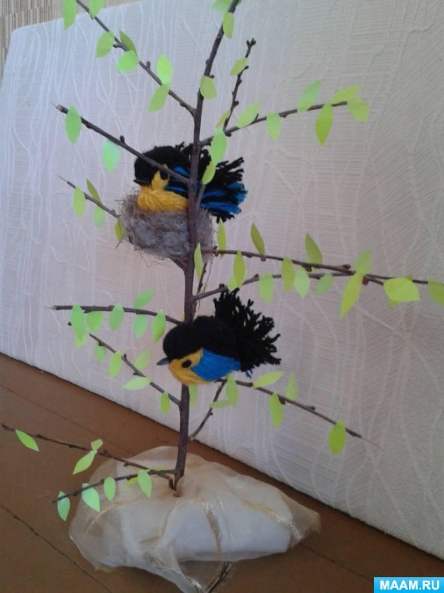 К дню птиц своими руками 535