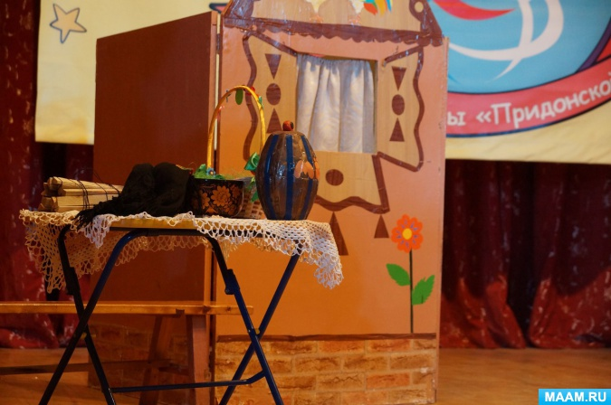 Фотоотчет праздничного благотворительного концерта «Пасхальный колобок»