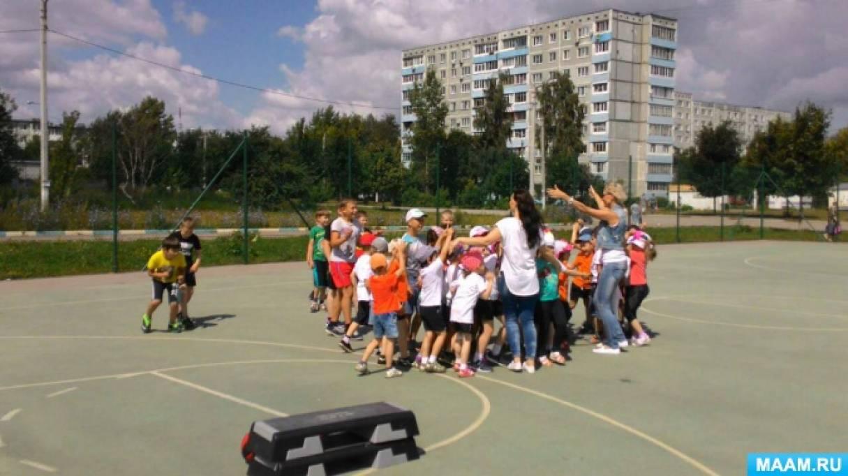 Опыт взаимодействия детского сада и спортивной школы