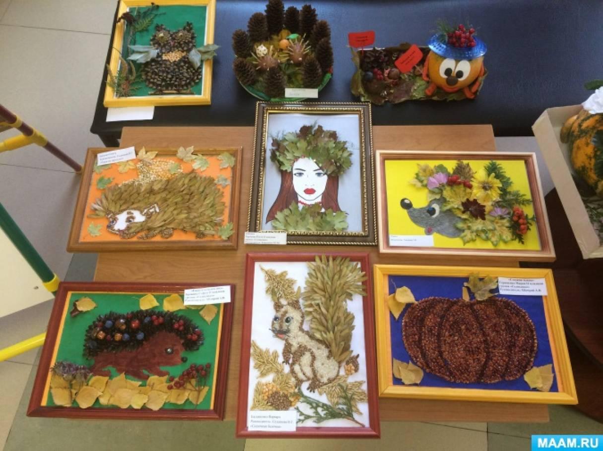 Выставки осенью