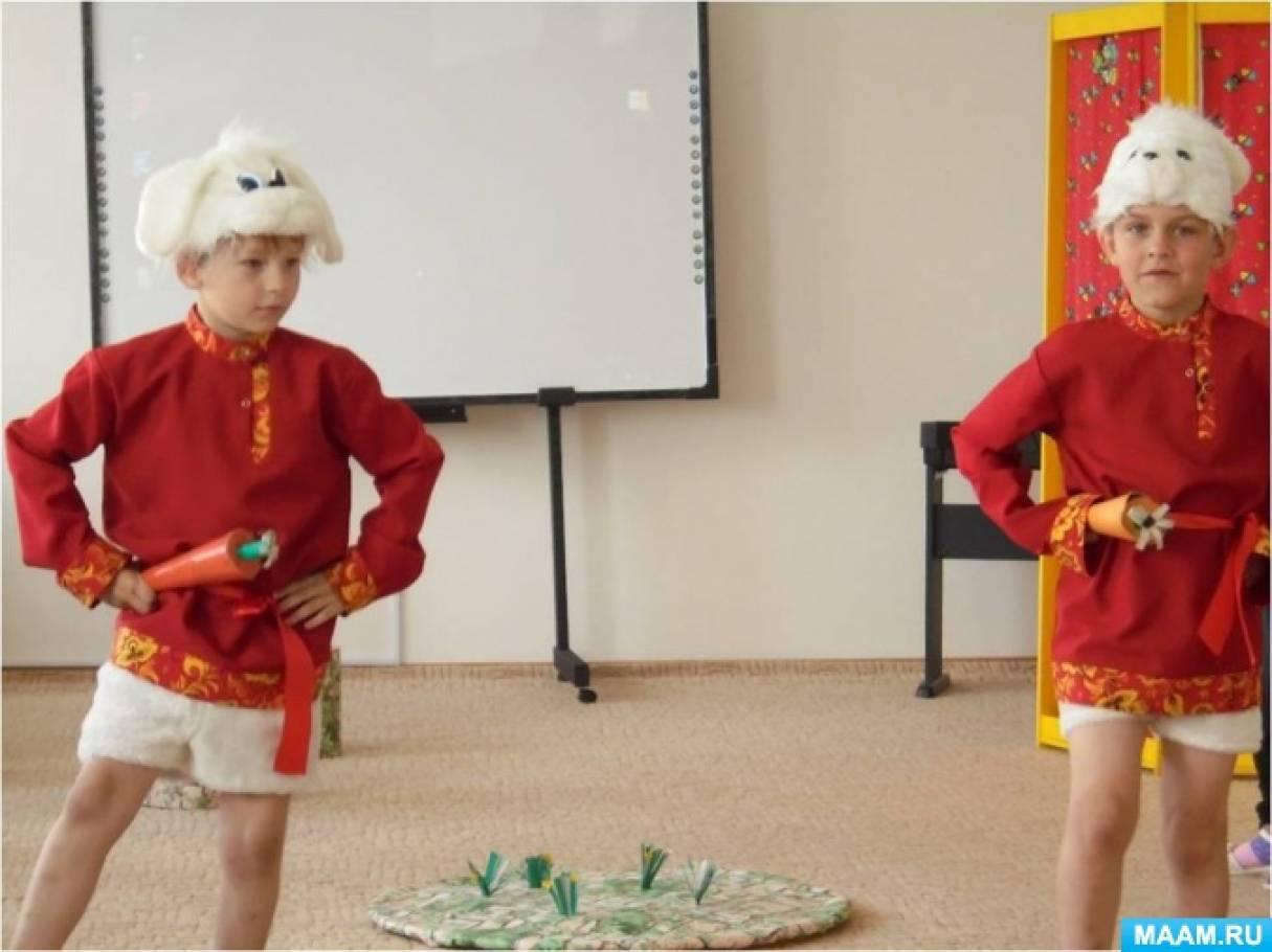 Проект кукольный театр в детском саду