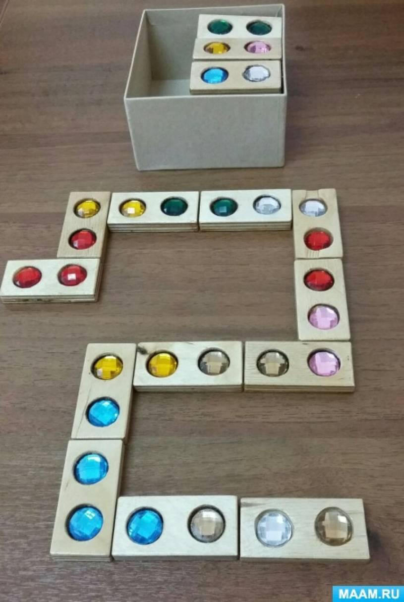 Использование нетрадиционных пособий в коррекционной работе с детьми с нарушением зрения