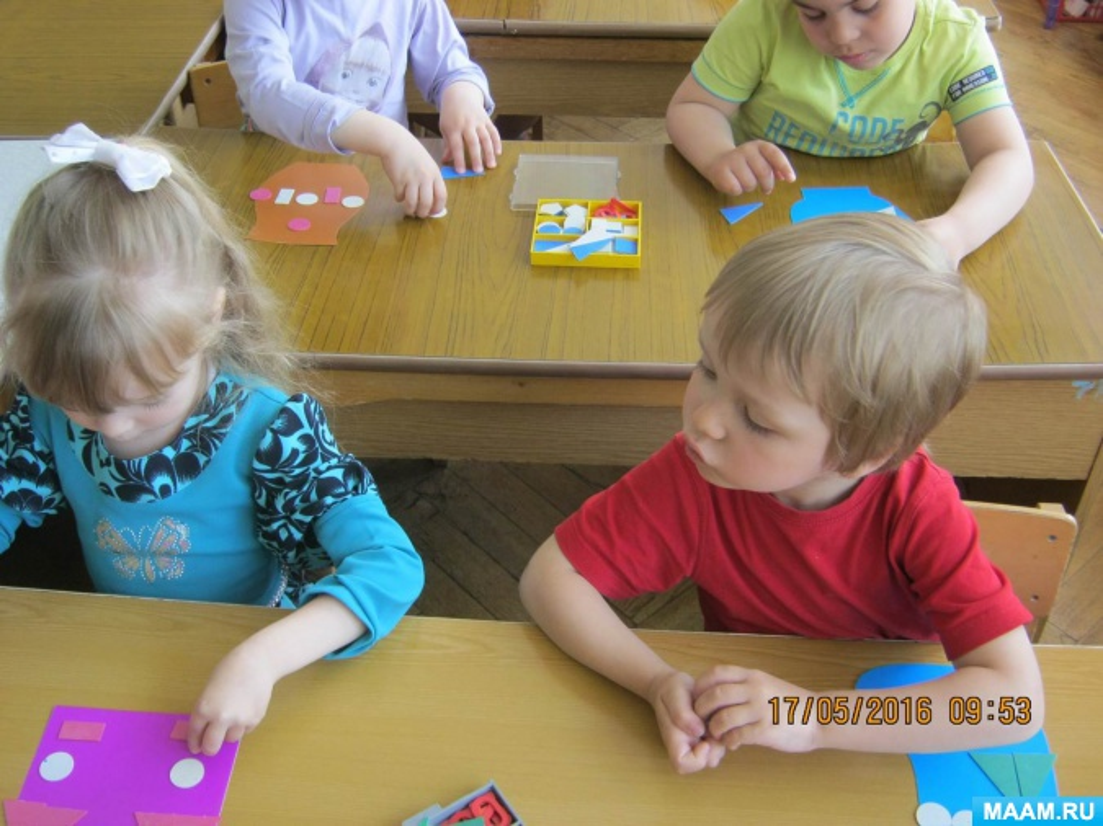 знакомство детей с промыслами