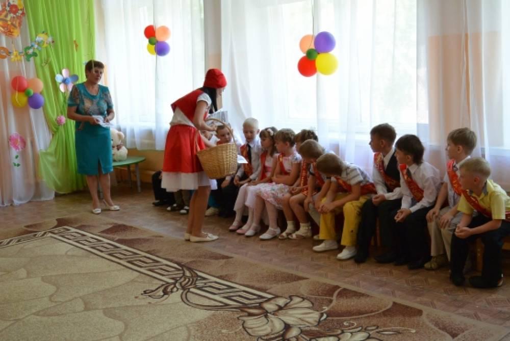 Выпускной в детском саду со сказочными героями сценарий