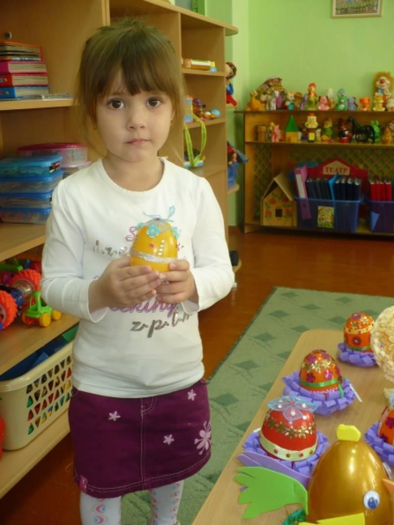 Украшение пасхальных яиц фото
