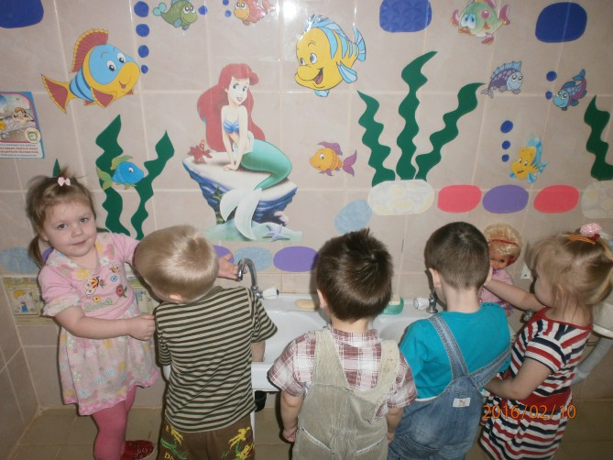 Конспект на воспитание культурно гигиенических навыков в средней группе