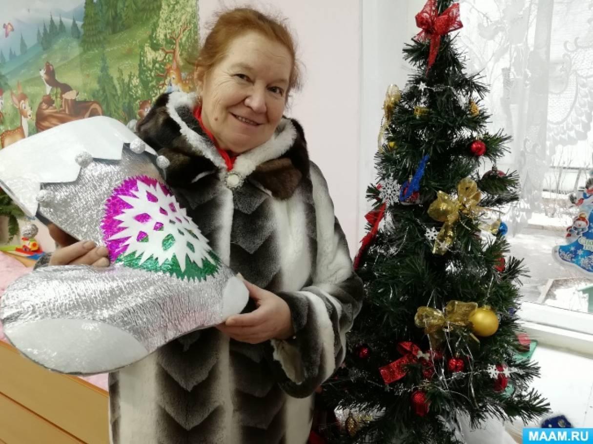 Фотоотчет об участии в фестивале русского валенка
