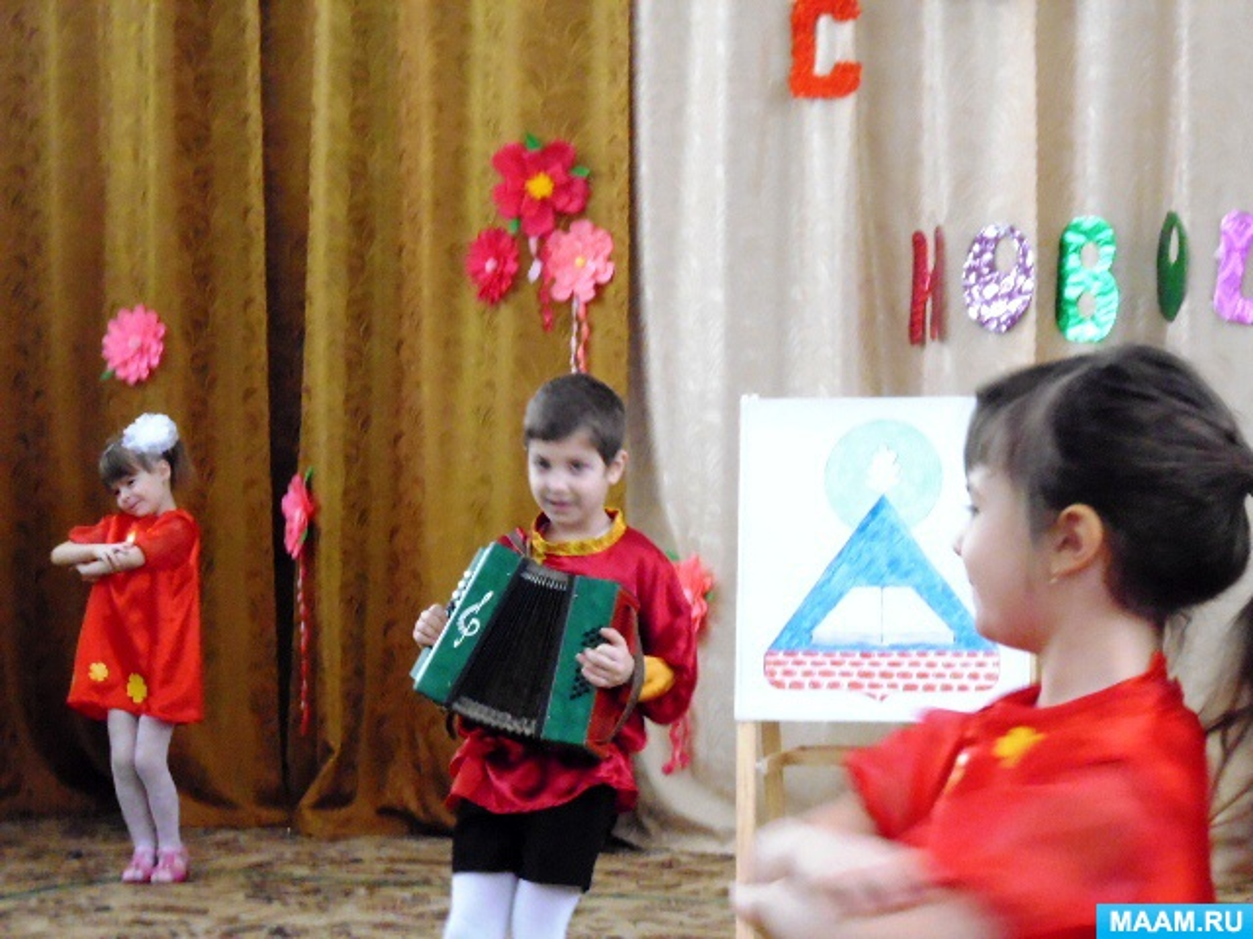 Сценарий праздника, посвященного Дню рождения города Новошахтинска