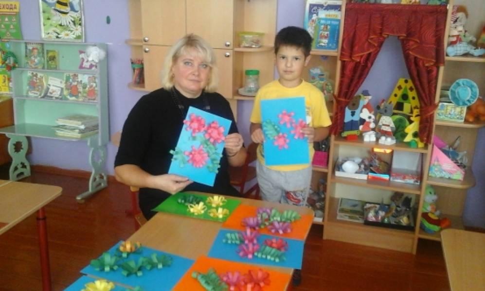 Воспитателю от детей подарок